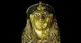 the Golden Mummy
