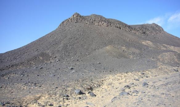 English Mountain, Black Desert