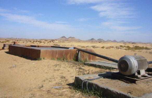 The well of Al-Haiz