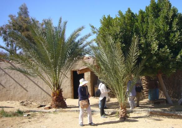 A rest house of Al-Haiz.