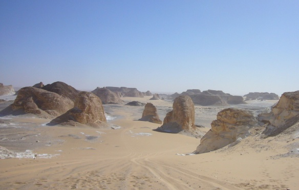 Peculiar Rocks, Agabat Valley