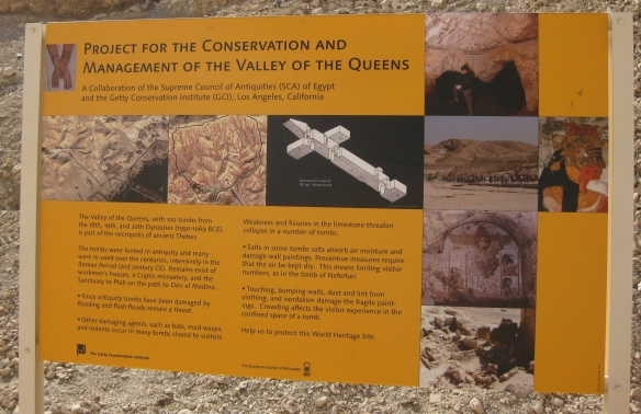 The information of Valley of Queens