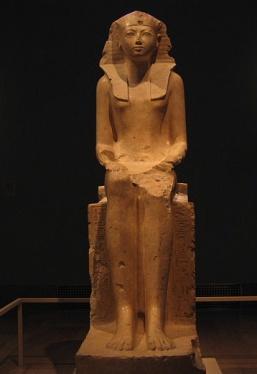 Statue of Gueen Hatshepsut