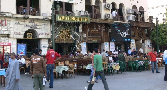 Café of Khan el-Khalili