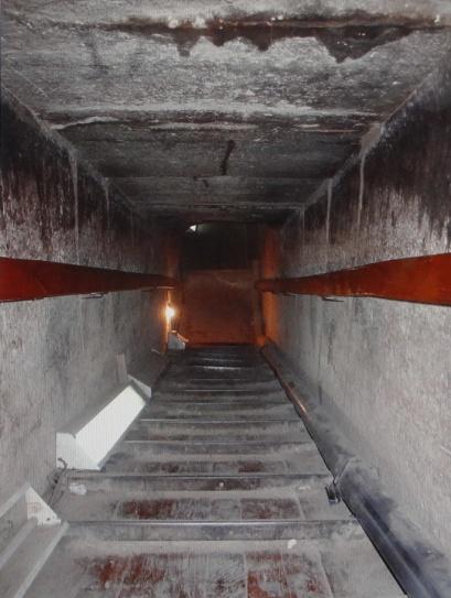 Corridor of the Pyramid