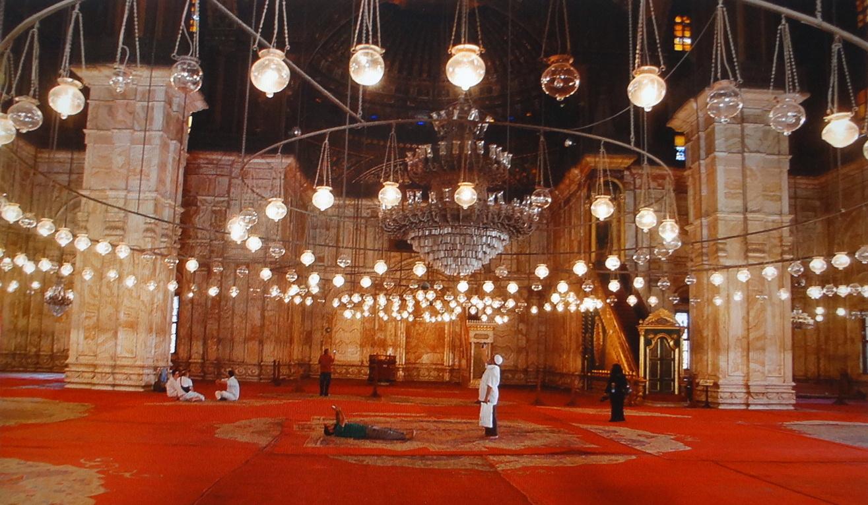 Muhammad Ali Mosque In Cairo Egypt Weepingredorger