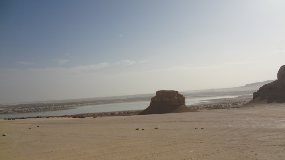 Fayoum South Lake