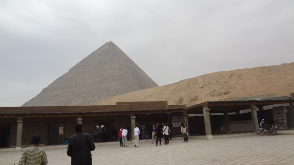 The Gate of Giza Pyramid Complex