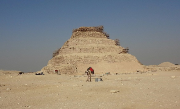 Pyramid of Djoser (Step pyramid)