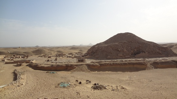 The Saqqara Necropolis Complex and Pharaoh Unas