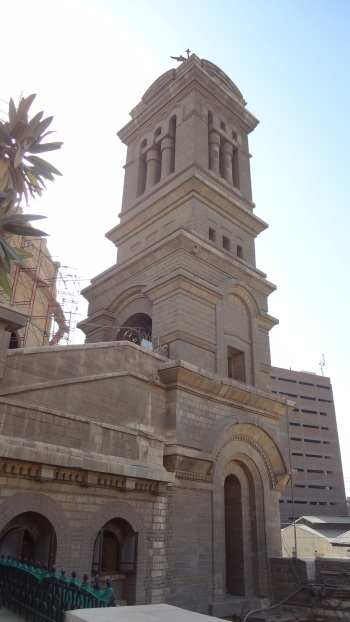 Tower of St. George Church