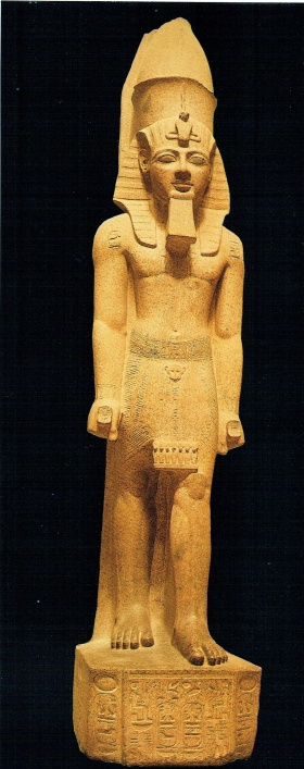 Colossal Statuue of Ramses Ⅱ