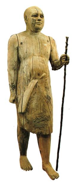 Wooden Statue of Ka-Aper