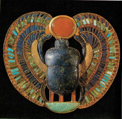 Breastplate in the form of a Scarab