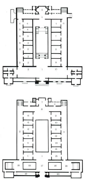 Egyptian Museum Floor Map