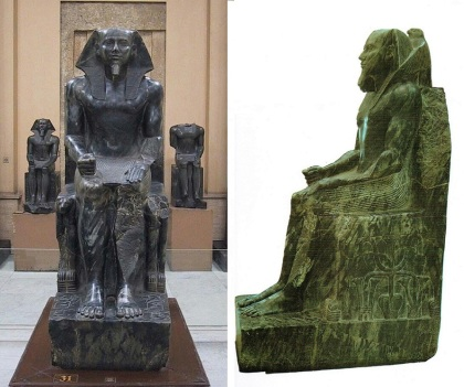 Statue of Kefren