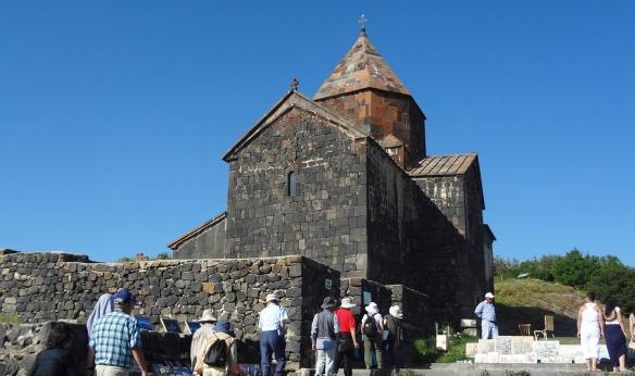 Sevanavank Astvatsatsin church