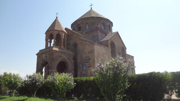 Saint Hripsimé Church