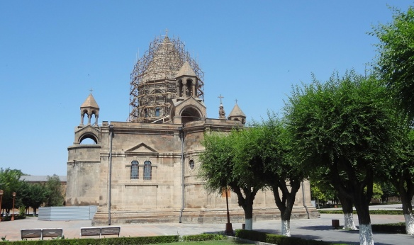 Ejmiatsin Cathedral; Mother Cathedral of Holy Etchmiadzin