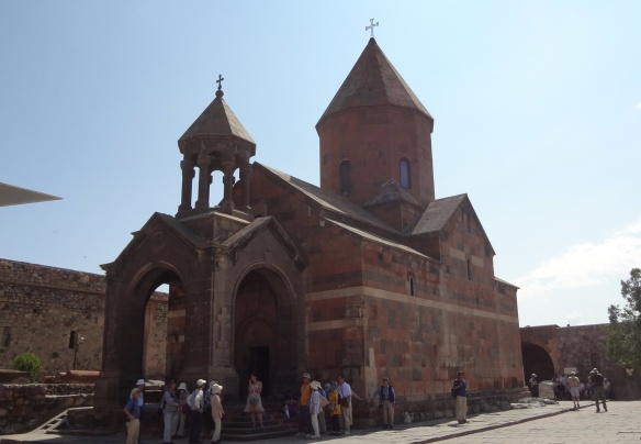 Church of the Holy Mother of God, Khor Virap Monastery