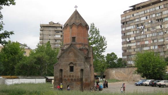 Katoghike St. Astavatsatsin Church, Yerevan
