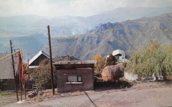Poor Haghpat village