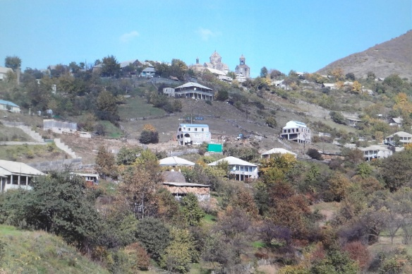 Haghpat village