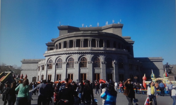 National Academic Opera and Ballet Theater