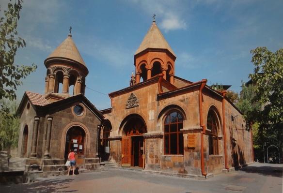 Zoravor Church