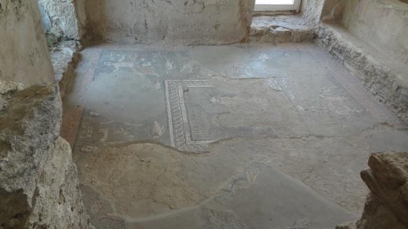 Mosaic of The Roman Bath