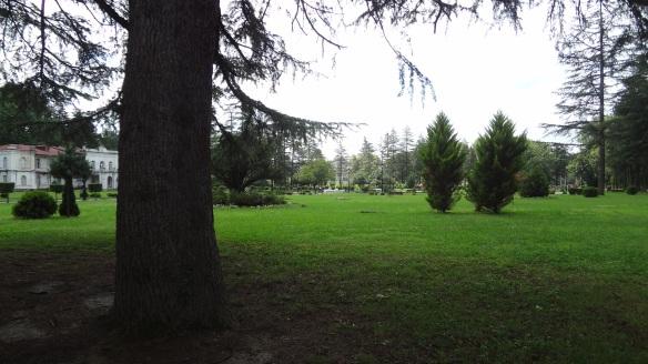 Zugdidi Central Park