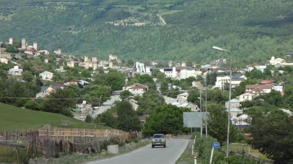 Town of Mestia