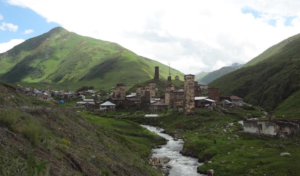 Upper Ushguli