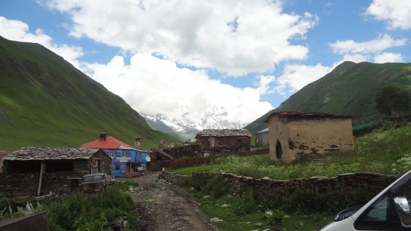 Ushguli Village,