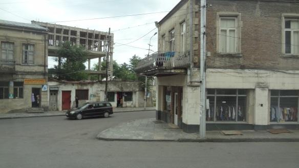 The present Kutaisi Town