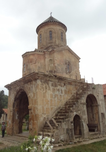 The church of St. Nicholas 13th-century