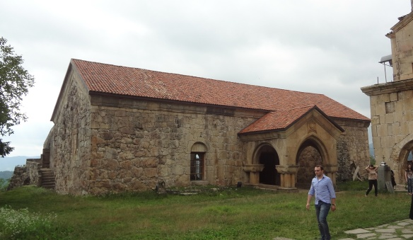 The Academy of Gelati Monastery