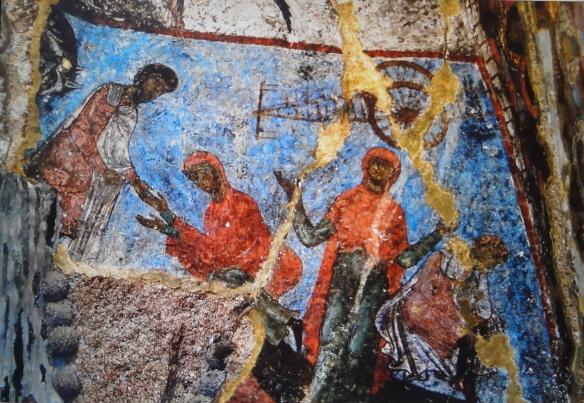 Fresco, Church of the Assumption