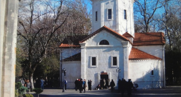Church of the Icon of the Mother of God Zugdidi