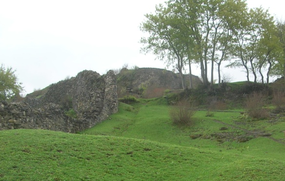 Ruin of Shorapani Fortress