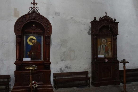 Icons of the church