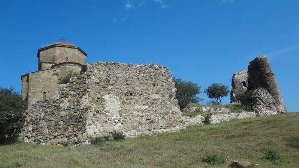 Remains of Jvari Monastery