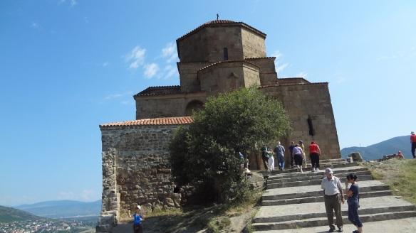 Jvari Monastery (Holy Cross Monastery)