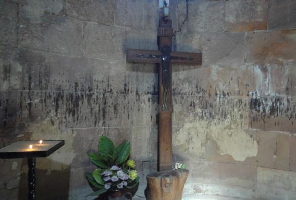 Saint Nino's Wooden Cross