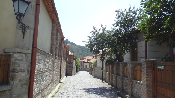 Alley of Mtskheta Town