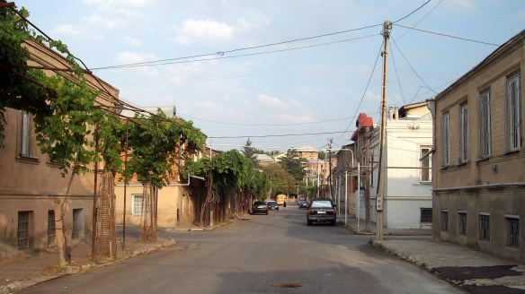 A town of Gori