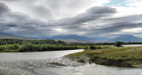 Mtkvari (Kura)River