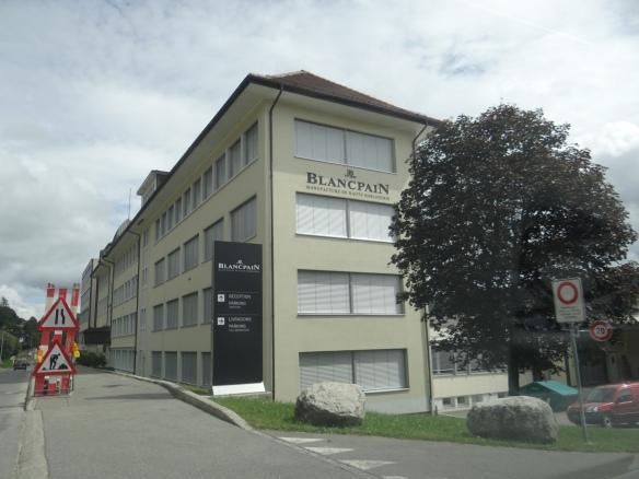 Manufacture Blancpain