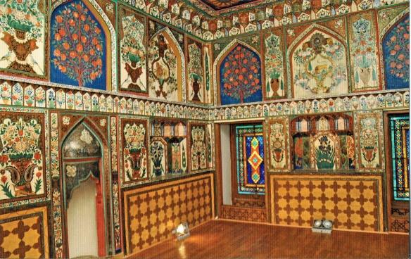 Khan's room