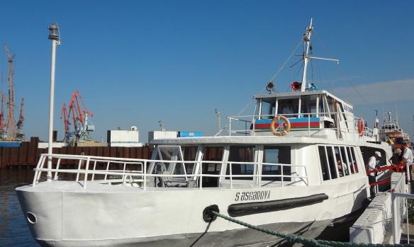 "My Boat ""SALATIN ӘSGӘROVA"""